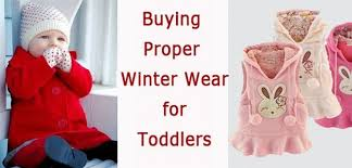 gearing up for winters dress your and toddlers for the cold