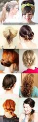 10 easy and quick summer hair tutorials for when you want to look