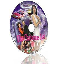a christmas list dvd mimi rogers dvd dvds discs ebay