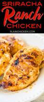 sriracha ranch chicken plain chicken