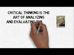Visual Art as Critical Thinking   Edutopia Weclipart DEFINITIONS Critical Writing  Arranging our ideas in a logical order to express ourselves in a