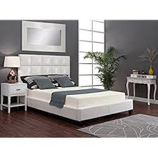 Bed Frame For Memory Foam Mattress Amazon Com Signature Sleep Memoir 8 Inch Memory Foam Mattress