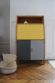 armoire vintage enfant atelier petit toit