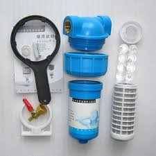 5 inch tap water filter back home kitchen faucet water