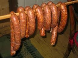 homemade sausages domáce klobásy recipe slovak cooking