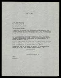 thank you letter from mlk to reverend terrell the martin luther