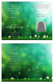 create funeral programs funeral program template for funeral program edit and get pdf online