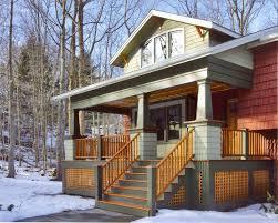 Split Level Front Porch Designs Exterior Facelift Titus Built Llc Part 2 Exterior Remodel