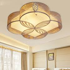 Flush Ceiling Lights For Kitchens 4 Light Flush Mount Ceiling Light For Bedroom Modern Style