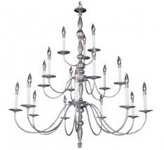 Black Traditional Chandelier Grand Light