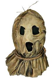 scarecrow mask of the scarecrow bubba mask