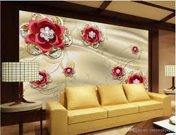 golden jewelery diamond red rose tv wall mural 3d wallpaper 3d golden jewelery diamond red rose tv wall mural 3d wallpaper 3d wall papers for tv backdrop freewallpapers full hd wallpaper from yiwuwallpaper