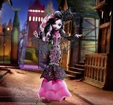 monster collector draculaura doll monster
