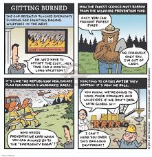 Only You Can Prevent Forest Fires Meme - the forest fire comics and cartoons the cartoonist group