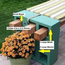 Do It Yourself Backyard Ideas by Best 25 Cinder Block Bench Ideas On Pinterest Cinder Block