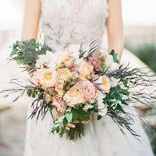 wedding flowers greenery organic wedding bouquet ideas brides