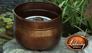 garden hose pot with lid liberty garden steel rustic hose pot