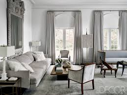 Grey Living Room Home Design Ideas - White and grey living room design