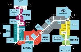 Buffalo Wild Wings Floor Plan Map For Gurnee Mills Map Gurnee Il 60031