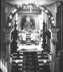 glen foerd mansion presents a gilded age christmas with tree