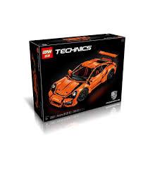 technic porsche 911 gt3 rs buy lepin 20001 building blocks toys technic porsche 911 gt3 rs
