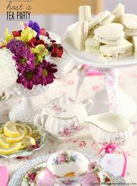 tea party bridal shower ideas celebrations at home