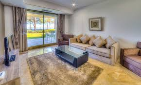 Rich Living Room by Accommodation Rich List Banus Luxury Apartments Puerto Banus