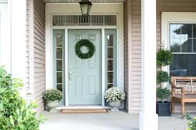 green front porch light card room green front door miss mustard seed green front door card