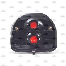 honda cbr 1100 xx honda cbr1100xx 99 03 clear taillight lens