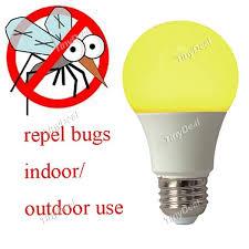 bug repellent light bulbs 6 38 e27 5w led yellow bug light bulbs ip65 waterproof mosquito