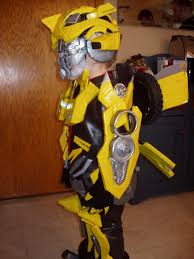 Bumblebee Transformer Halloween Costume Halloween Coming Thrift Town
