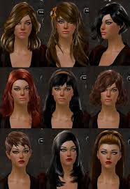 new hairstyles gw2 2015 new faces in today s update