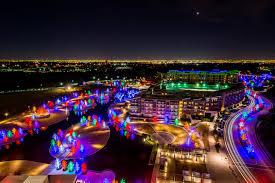 magic winter lights dallas christmas day activities dallas tx christmas fun zone
