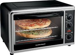 Breville Toaster Oven Bov800xl Best Price Hamilton Beach 31100 Toaster Oven Ebay