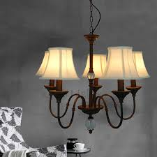 country style pendant lights country style pendant light fabric shade