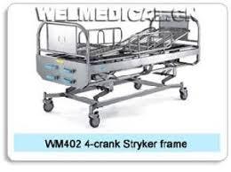 Stryker Frame Bed Wm402 Four Crank Stryker Frame Welmedical Traderscity
