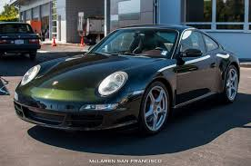 porsche 911 dark green 2006 porsche 911 carrera s coupe cars green wallpaper 2048x1360