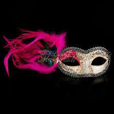 pink masquerade masks pink masquerade mask ebay
