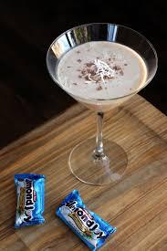 martini coconut almond joy cocktail recipe popsugar food