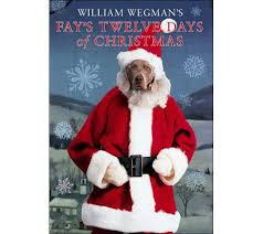 william wegman s fay s 12 days of dvd qvc