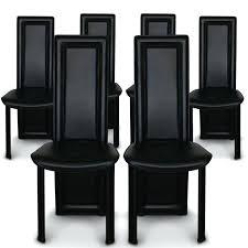 lot de 6 chaises salle à manger lot chaises salle à manger unique kinopress info beau lot 6