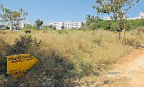 layout land bengaluru 57 year old loses land after paying property tax for 7 years