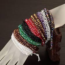 crystal wrap bracelet images Beaded wrap bracelets okajewelrybracelets jpg