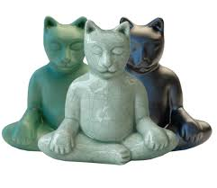 cat urn wholesale buddha cat urn pet cremation urn new memorials direct