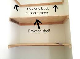 prissy ideas how to build floating shelves stunning design diy joe