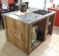 meuble cuisine zinc meuble cuisine bois et zinc