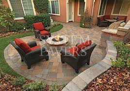 Backyard Ideas With Pavers Landscaping With Pavers Ideas Garden Design With Landscaping