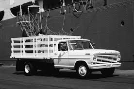 Vintage Ford Truck Gifts - history of service and utility bodies for trucks