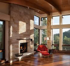 modern fireplace mantels living room modern with exposed beams