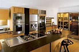 mod鑞e cuisine avec ilot central modele de cuisine americaine avec ilot central get green design de